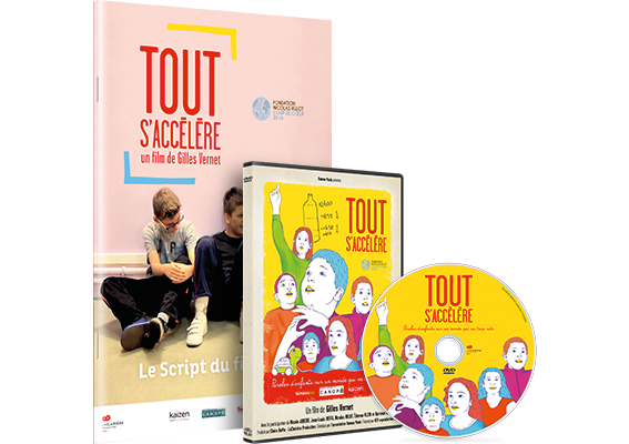 DVD + Script